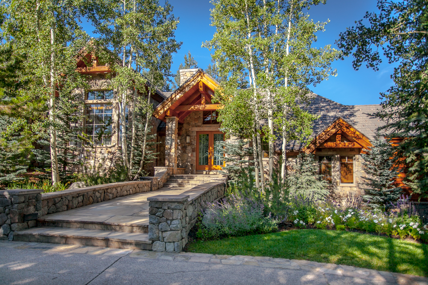 Aspen Architectural photographer